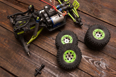 electric rc car keeps cutting out