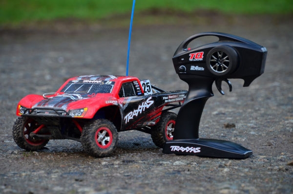 How do I connect my remote to my RC car?